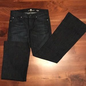 Seven For All ManKind Dojo Boot Leg Jean